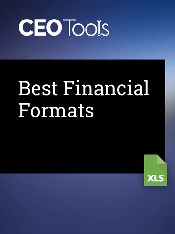 Best Financial Reporting Formats