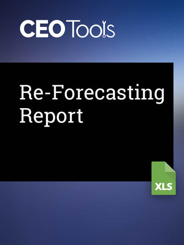 Re-Forecasting Report