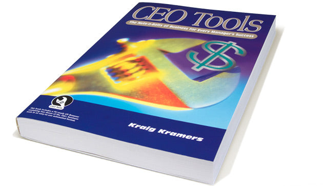 CEO Tools Book