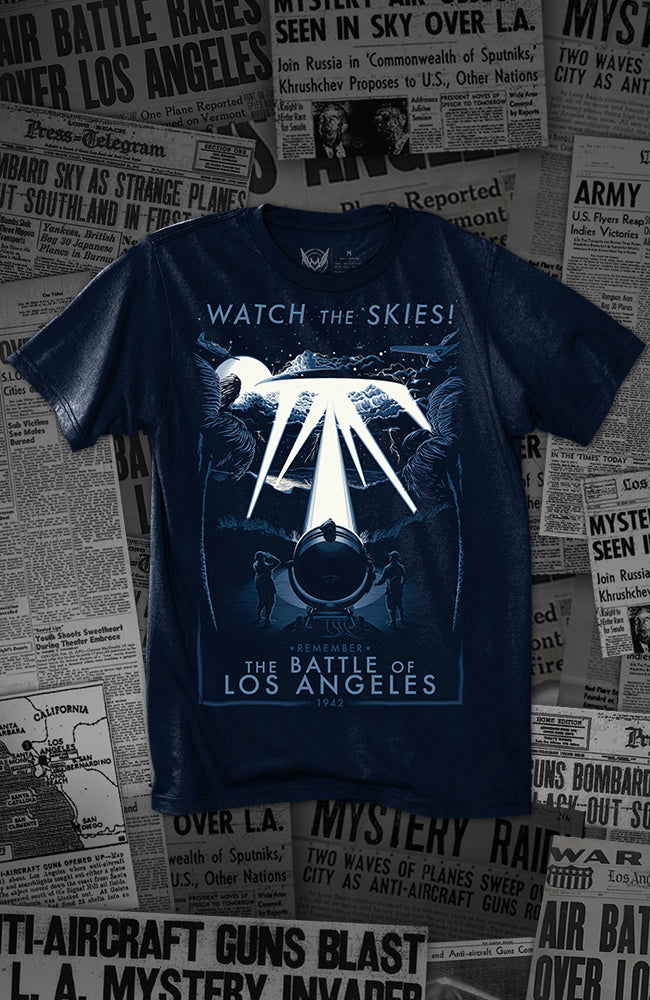Battle of Los Angeles Tee