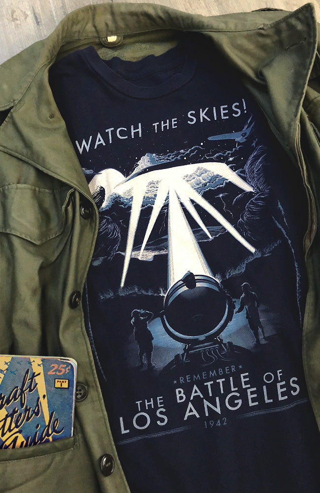 Battle of Los Angeles Unisex Tee