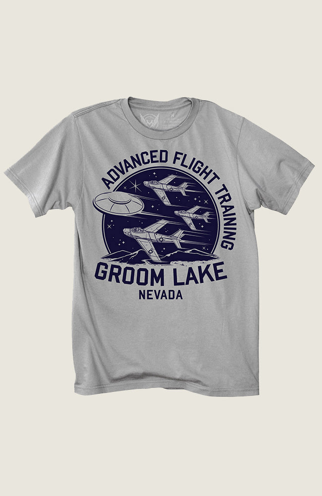 Groom Lake - Advanced Flight Training Tee