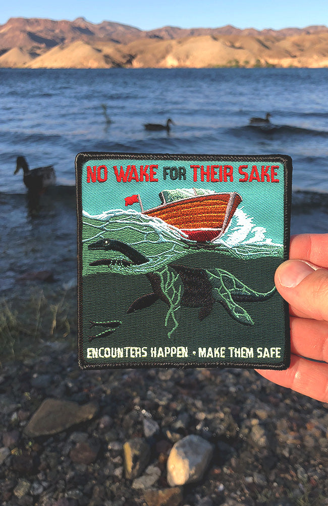 Safe Encounters™ - Boat Safety PSA Patch