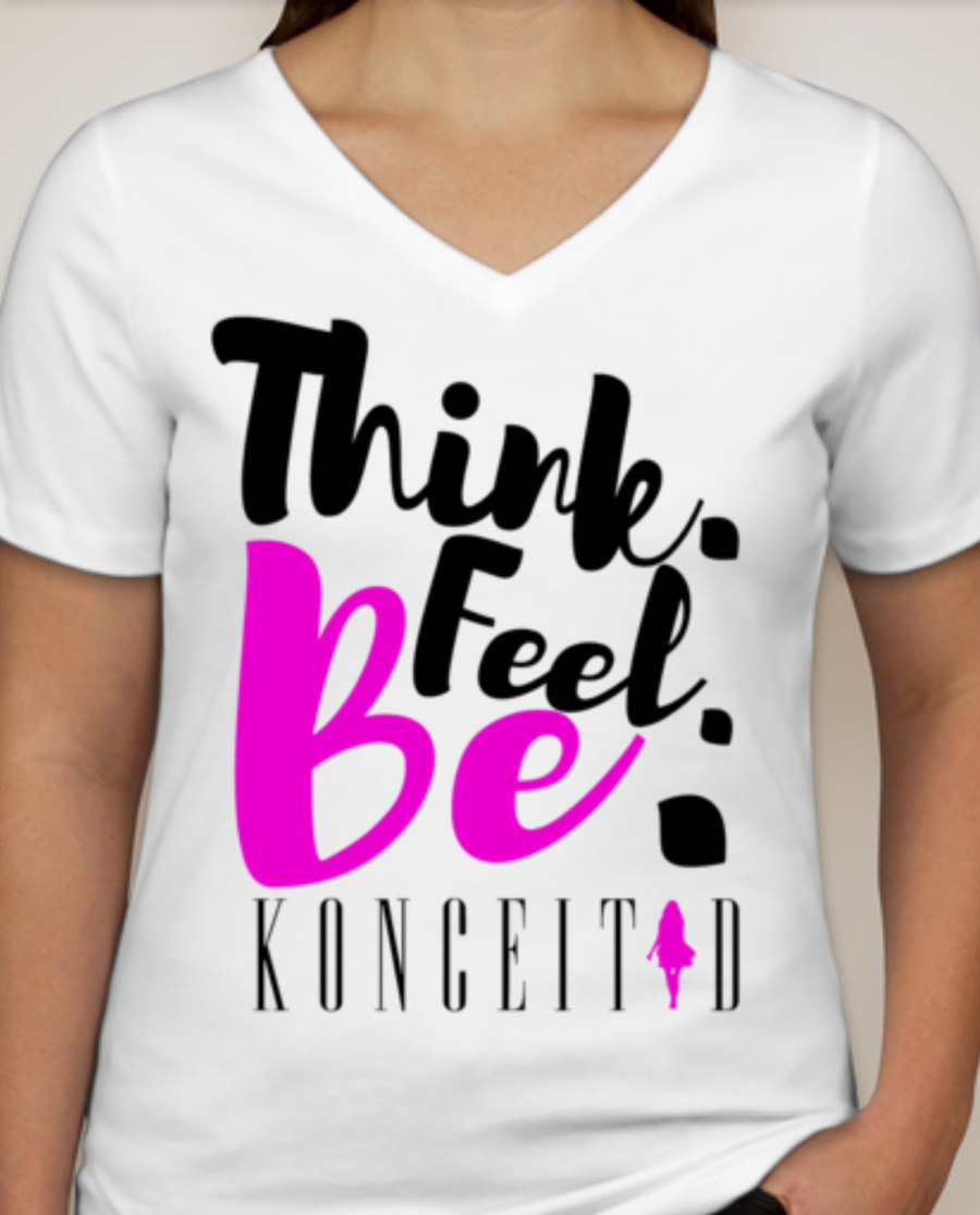 Think.Feel.Be T-Shirt
