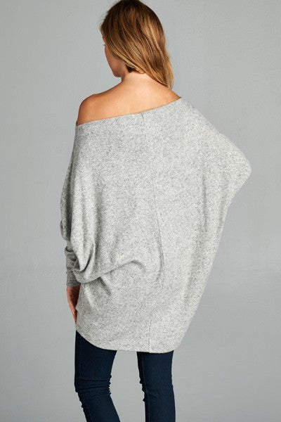 Women Oversized Sweater Dress