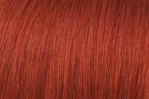 Invisible Tape Extensions: Copper Blonde #130