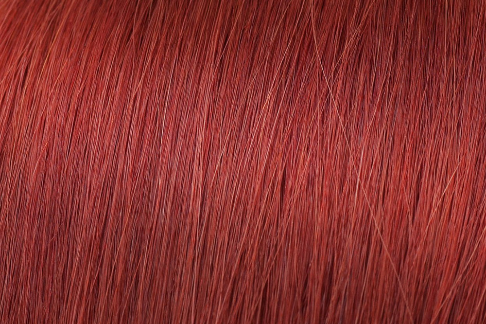 Hair Wefts: Deep Auburn #135