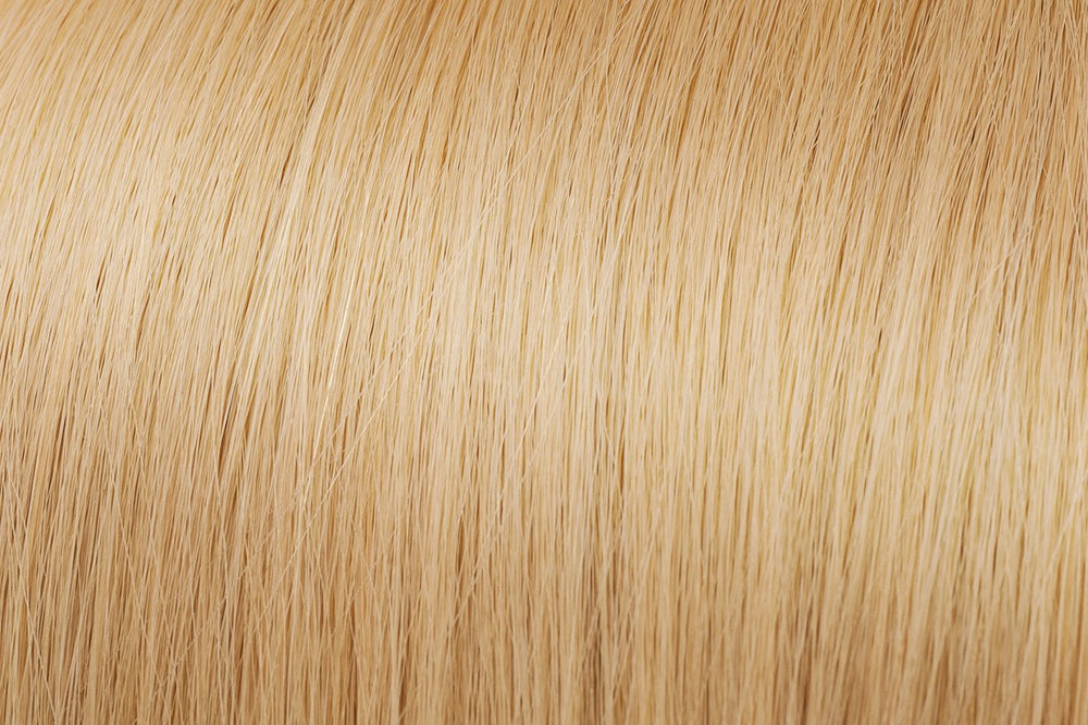 Clip In Extensions: Sandy Blonde #14