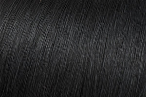 Hair Wefts: Jet Black #1