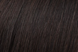 Stock Wigs: Darkest Brown #2
