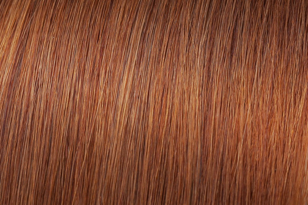 Hair Wefts: Light Copper #30