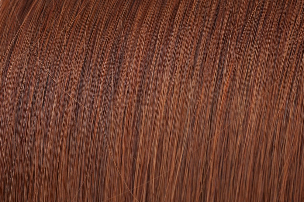 Invisible Tape Extensions: Deep Copper #33