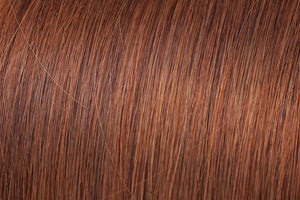 Hair Wefts: Deep Copper #33