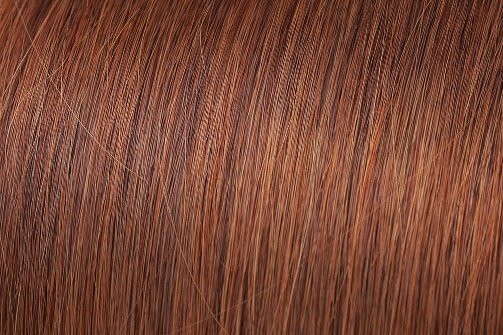 Clip In Extensions: Deep Copper #33