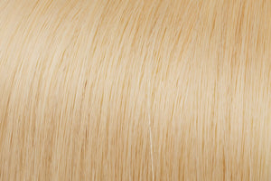 Clip In Extensions: Warm Lightest Blonde #613