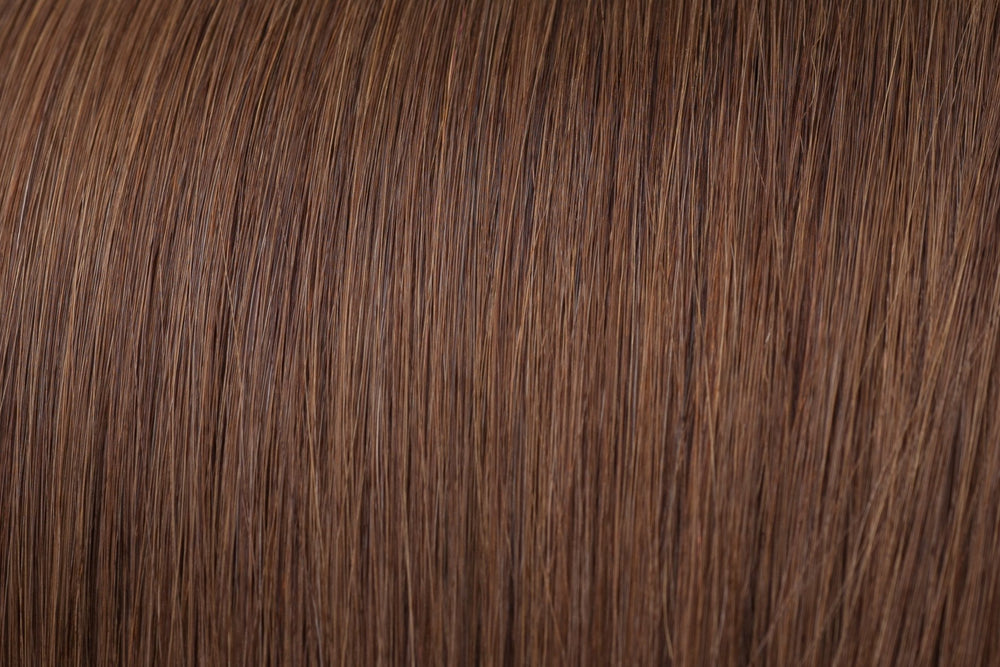 Invisible Tape Extensions: Light Brown #6