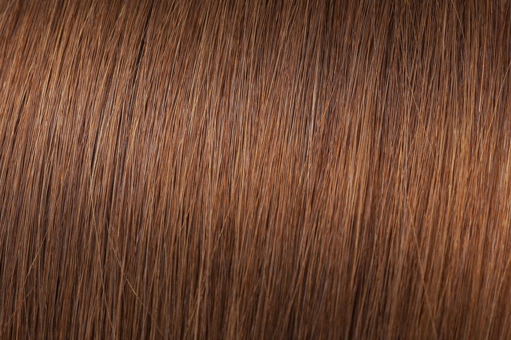 Clip In Bang: Lightest Brown #8
