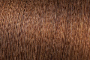 Hair Wefts: Lightest Brown #8