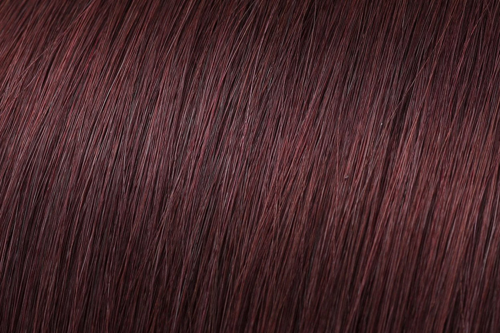Clip In Extensions: Plum #99J
