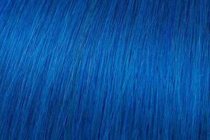 I Tip Extensions: Blue