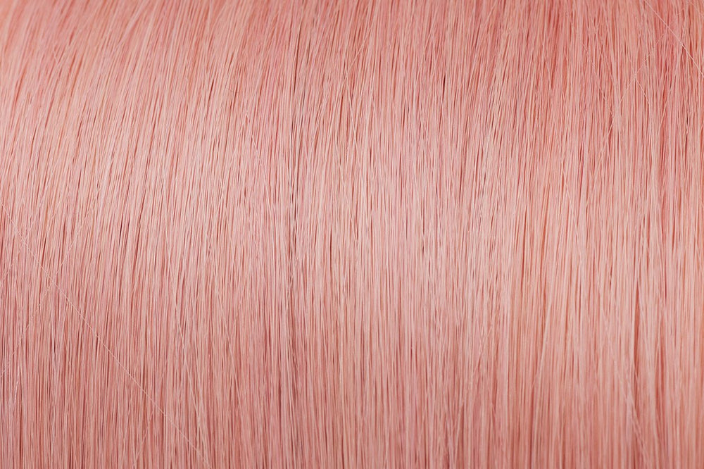 Tape In Extensions: Pink
