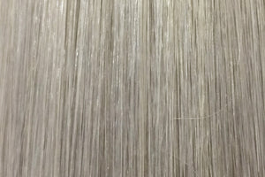 Hair Wefts: Silver