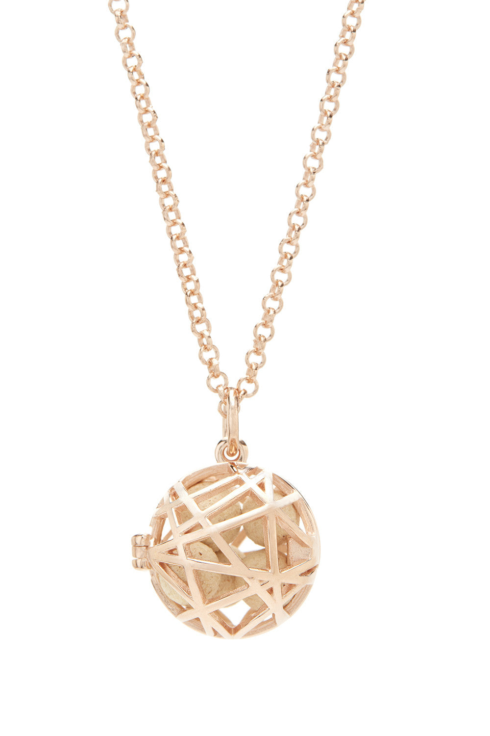 Nest Necklace - Rose Gold