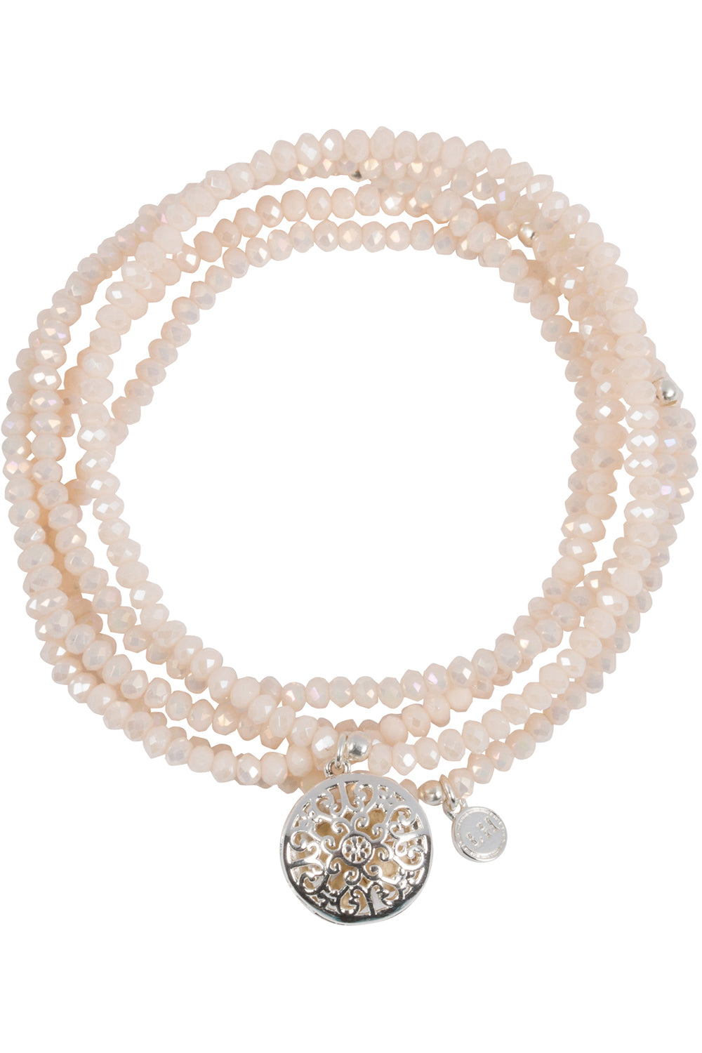 Crystal Stack Set - White
