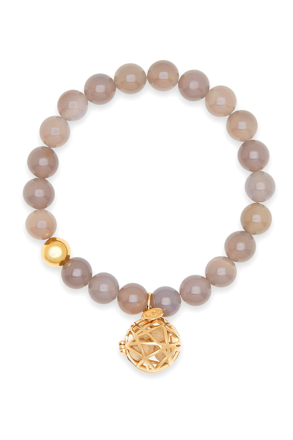 Ascella Bracelet with Nest Charm