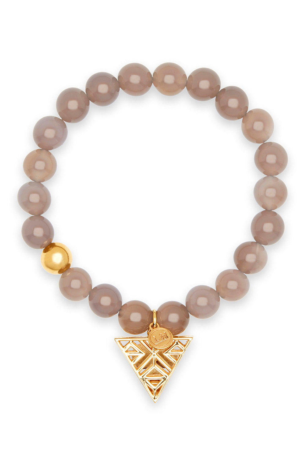 Ascella Bracelet with Tri-Point Charm