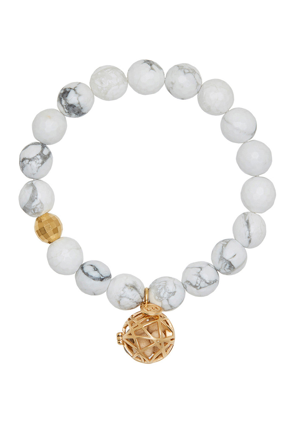 Aura Bracelet with Nest Charm