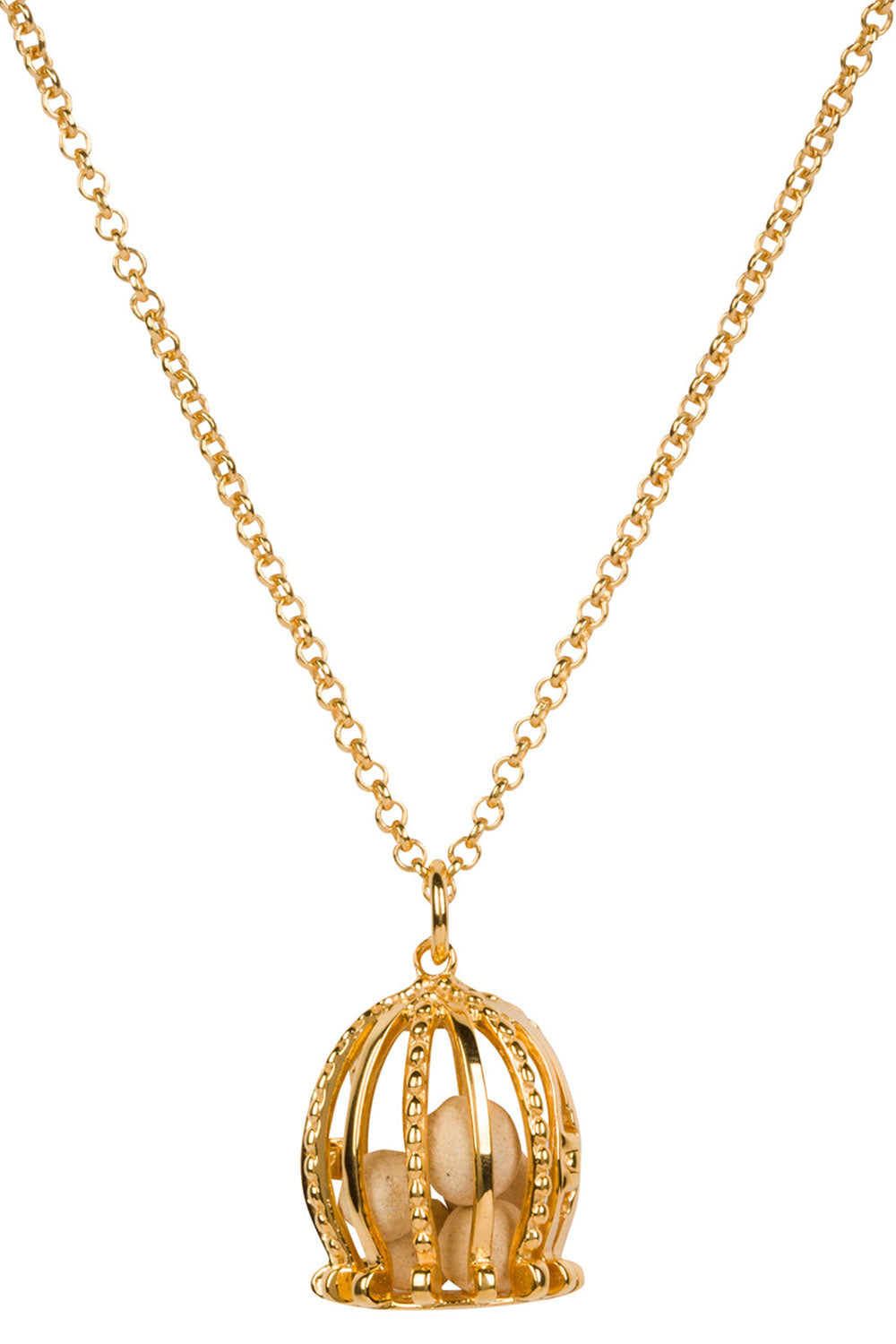 Imperial Charm Necklace - Gold