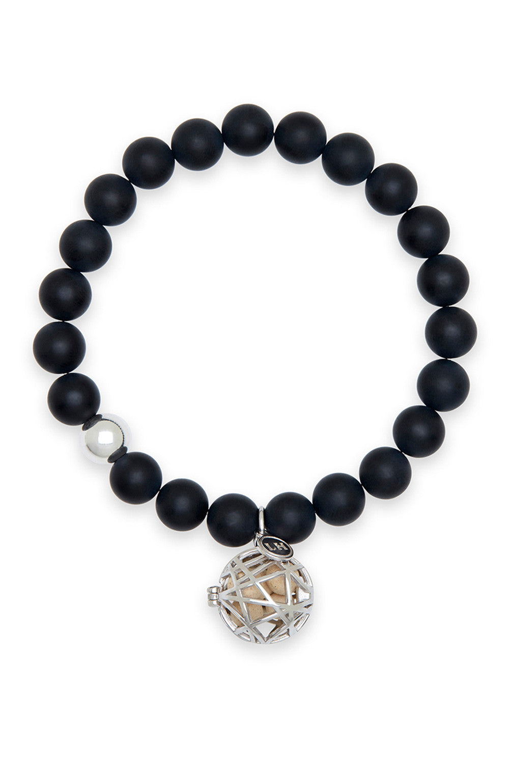Orion Bracelet with Silver Nest Charm