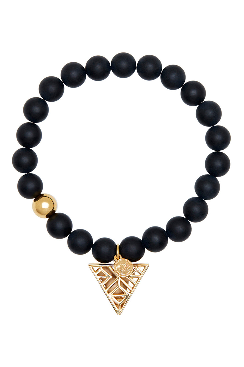 Orion Bracelet with Tri-Point Charm