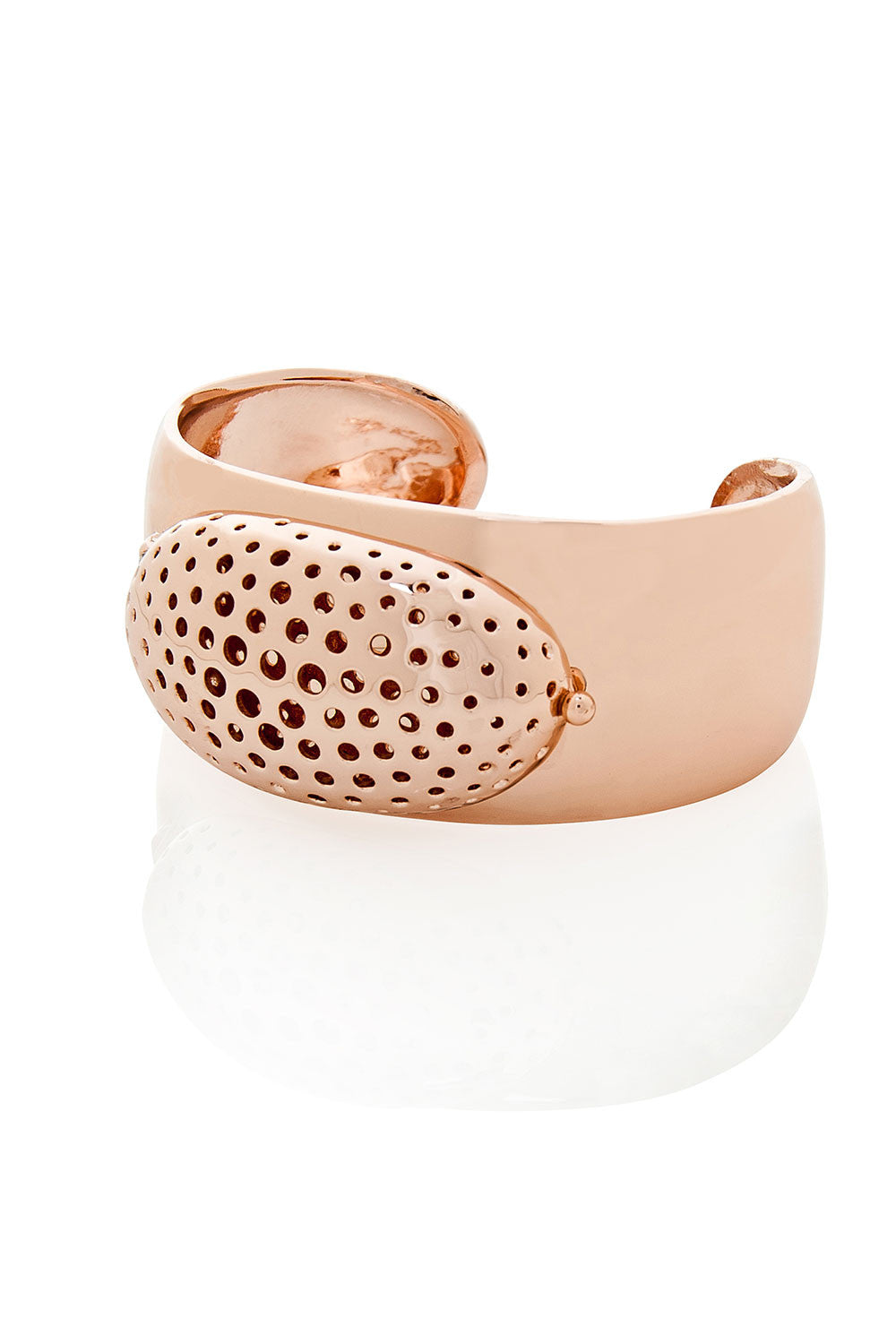 Tom Binns Rose Gold Cuff