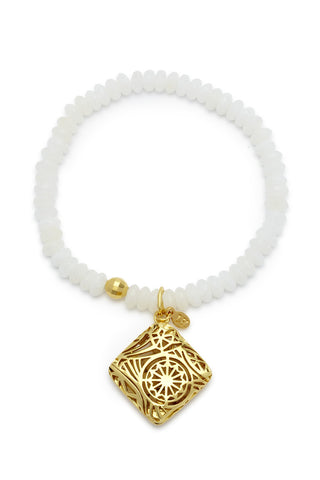 Atair Bracelet with Wanderlust Charm