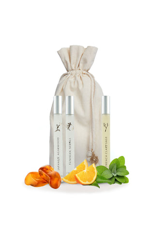 Fragrance Trio Gift with Purchase