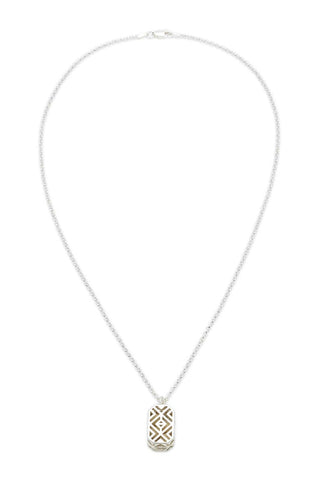 "20"" Voyager Necklace - Silver"