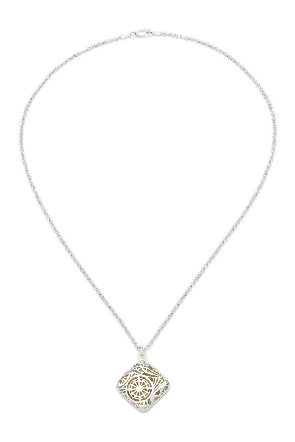 "30"" Wanderlust Necklace - Silver"