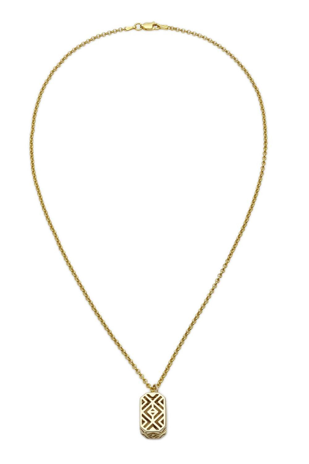 "20"" Voyager Necklace - 14K"