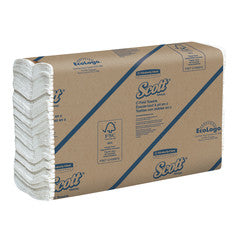 SCOTT® C-Fold Disposable Paper Towels 200/clip, 12/cs