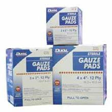 Dukal 12 Ply Sterile Gauze Pads