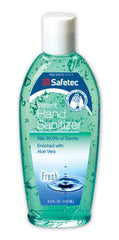Safetec Hand Sanitizer Fresh Scent 4oz