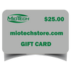 Gift Card- For online purchases