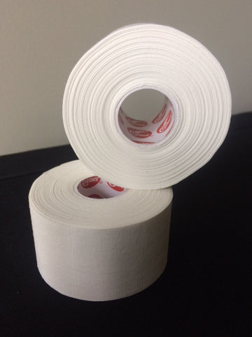 "Cramer Cotton Tape Splits, 1 1/2"" 100 rolls/case"