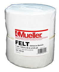 Mueller Adhesive Backed Felt