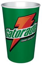 Gatorade 7 oz. Cups