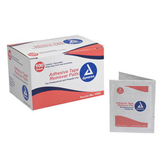 Adhesive Tape Remover Pads 100/box