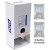 Purell Hand Sanitizer Dispenser with (2) 1000 ml Refills