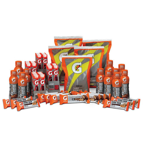Gatorade High School Hydration Package — Create Your Own G Series